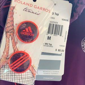 adidas Tops - adidas tennis warm up jacket